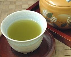 お年賀の日本茶